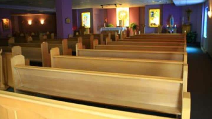 Au-fil de leau - chapelle