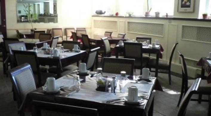 Residences Communautaires Sacré-Coeur - salle a diner
