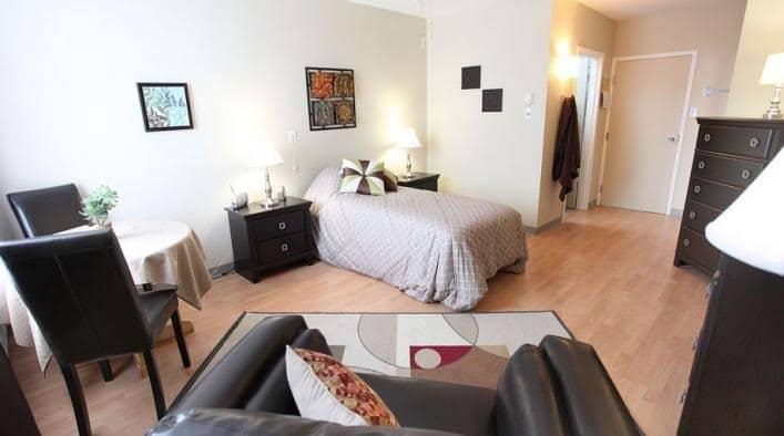 Residence-La Volière - chambre