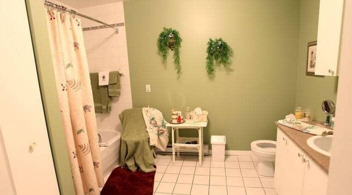 Residence-La Volière - salle de bain
