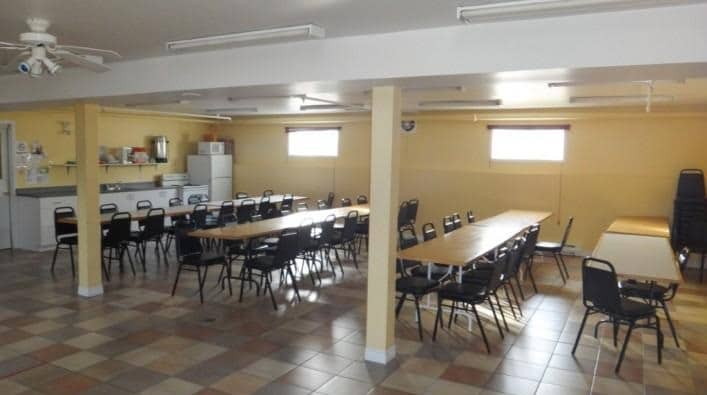 residence-Lafond - salle à diner