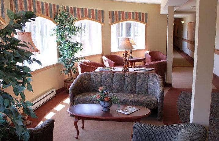Residence-Le Bourg Joie - salon