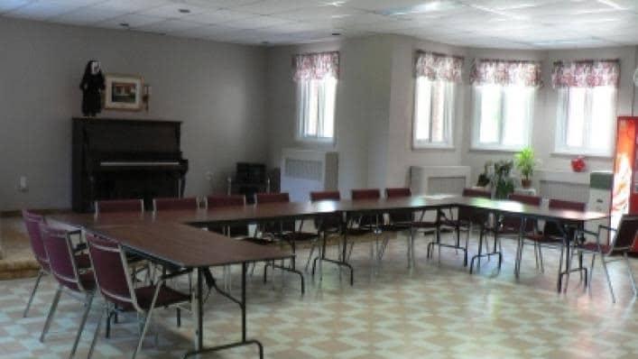 Residences Communautaires Sacré-Coeur - salle commune