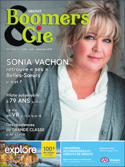 Magasine Boomers & Cie